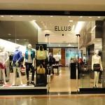 Envidraçamento das lojas Ellus