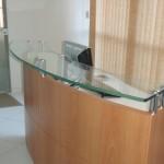 Tampos em vidro - Classi Vidros